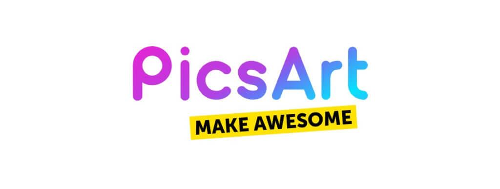 Eine der Fotografie Apps:  PicsArt