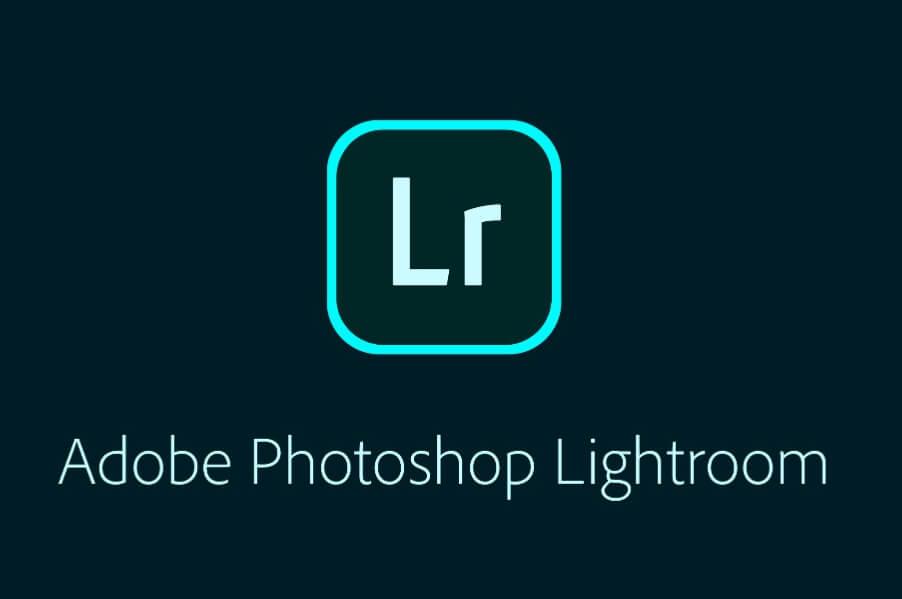 Eine der Fotografie Apps: Adobe Photoshop Lightroom Logo